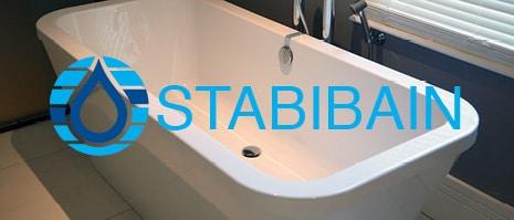 Traitement antidérapant pour le bain Stabibain