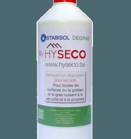 Dégraissant pour les sols Hyseco Degras