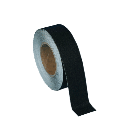 Ruban adhésif antidérapant abrasif 3m noir