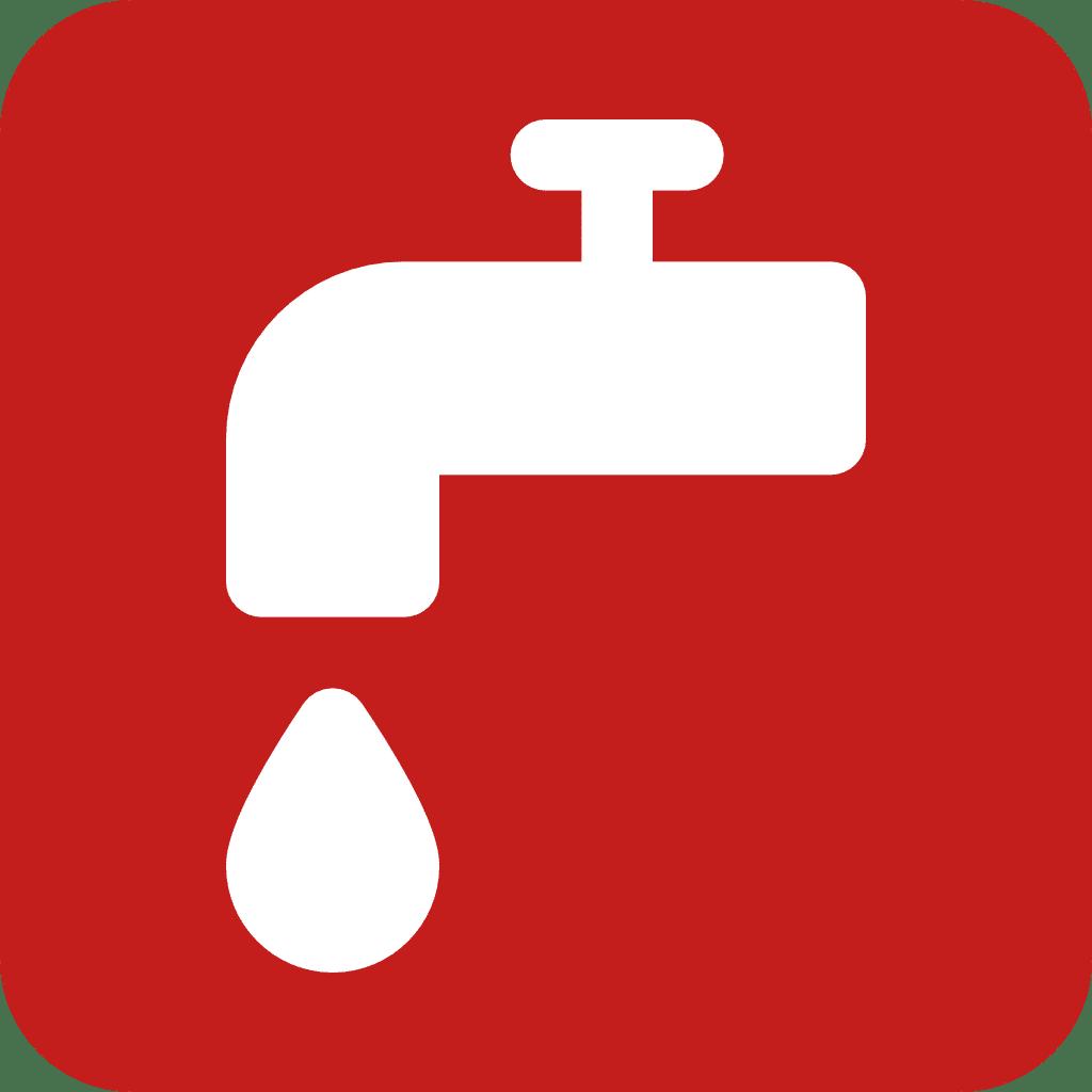 Remplacement de sanitaires abimés