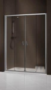 Duka Dukessa-S 3000 porte coulissante pour douche en niche