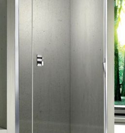 Duka Pura R 5000 porte battante douche en niche