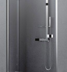 Novellini Gala porte pliante pour douche en niche