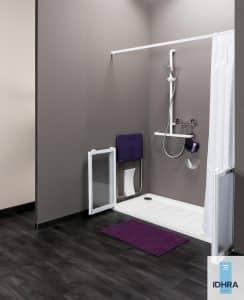 cabine-douche-mi-hauteur