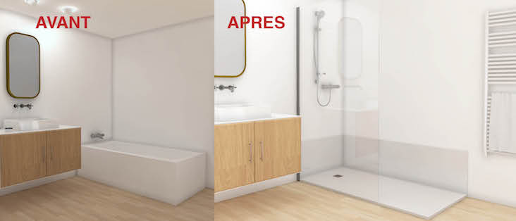 hyseco la solution pour r nover adapter la salle de bain. Black Bedroom Furniture Sets. Home Design Ideas